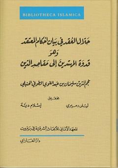 BI 58 Ḥallāl al-ʿuqad fī bayān aḥkām al-muʿtaqad - Najm al-Dīn al-Ṭūfī