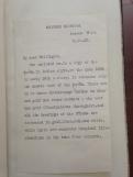 رسالة من المتحف البريطاني يصف المخطوط MS 4423C