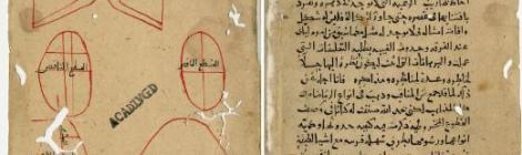 رسالة في وصف القطوع المخروطية لأحمد من محمد السجزي
